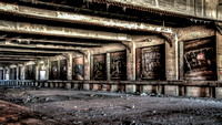Michigan Central Station  - Viaducts
